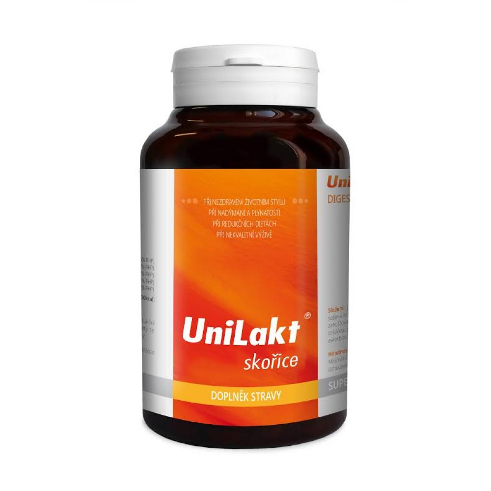 UNILAKT se skořicí 600 g