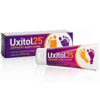 UXITOL 25 Softwalk balzám na paty 50 ml