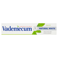 Vademecum Natural White Peppermint zubní pasta 75 ml