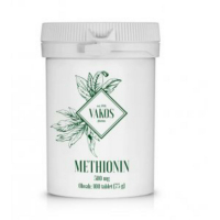 VAKOS Tableta methioninu 500mg 100 tablet