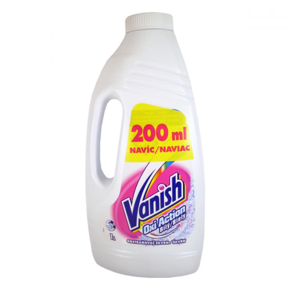 VANISH max tekutý white 1l