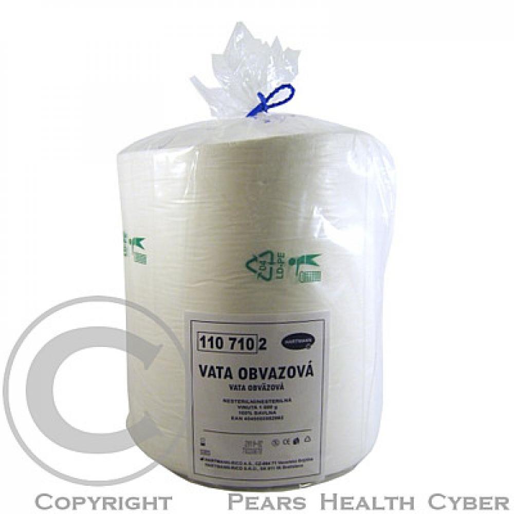 Vata obvazová vinutá 1000g bavlna 1107101