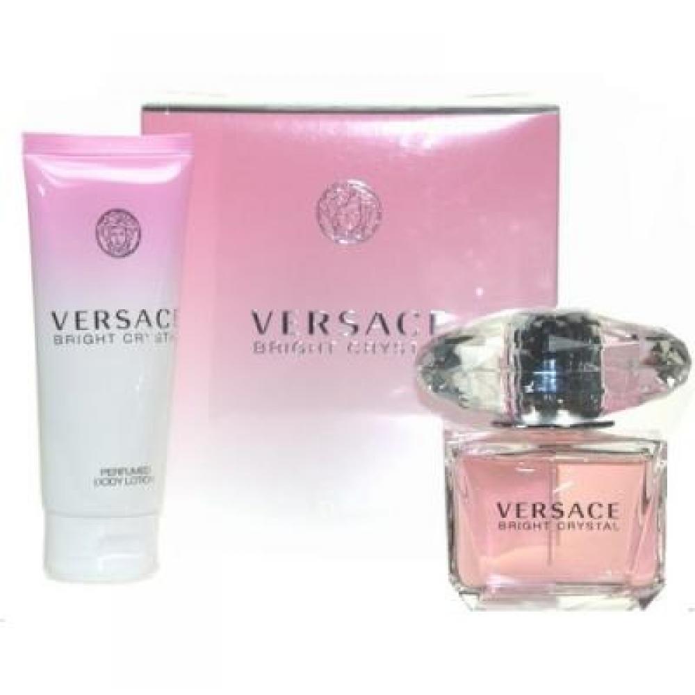 Versace Bright Crystal Toaletní voda 90ml Edt 90 + 100ml tělové mléko