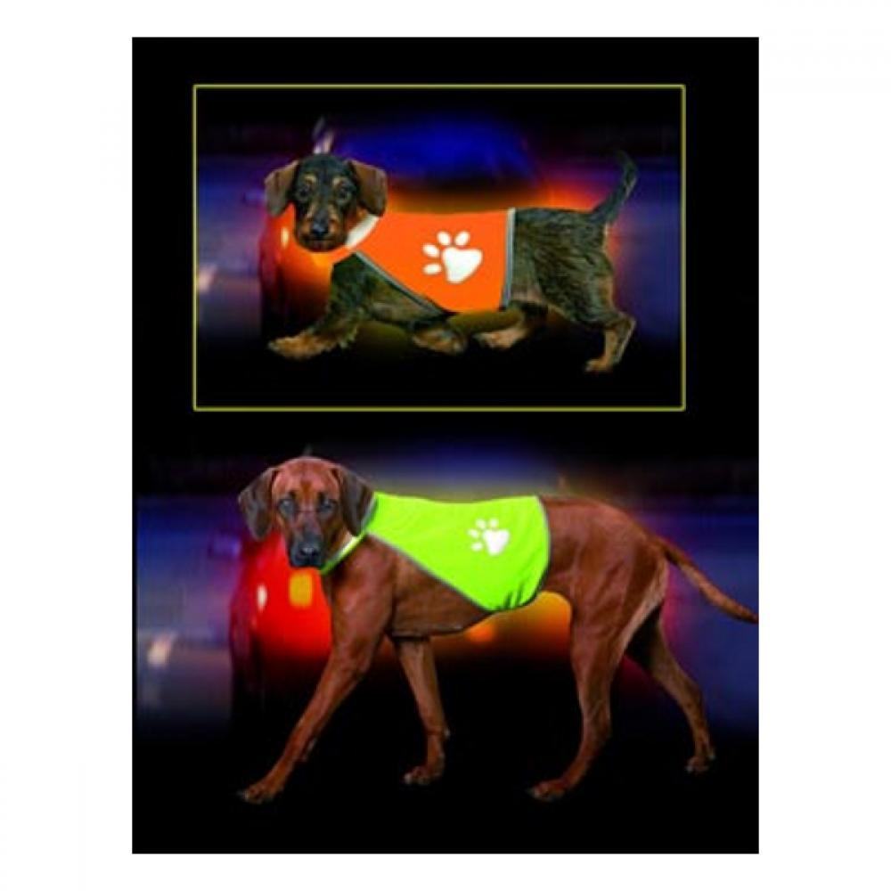 Vesta reflex Safety Dog Žlutá