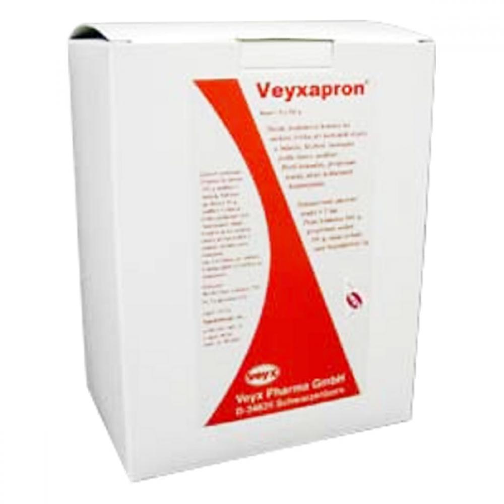 Veyxapron s propionátem a kvasnicemi k podpoře léčby ketózy a zástavy bachorových rotací