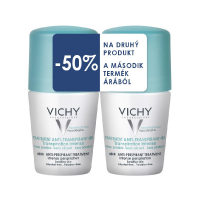 VICHY 48h Intense Roll-on DUO 2 x 50 ml DUOPACK