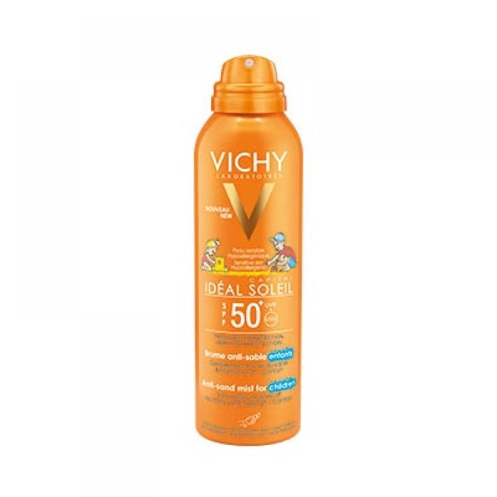 VICHY Idéal Soleil sprej pro děti SPF 50+ 200 ml