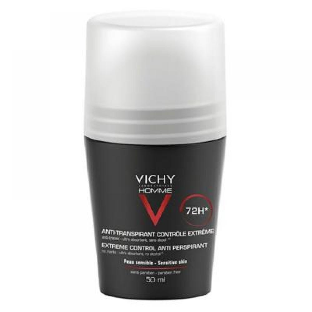 VICHY Homme Deodorant pro extrémní kontrolu 50 ml