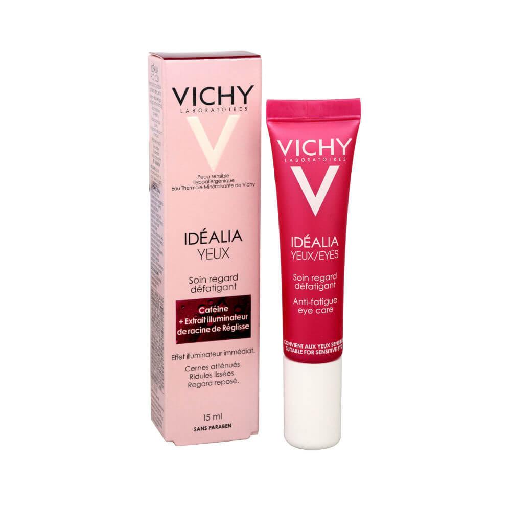 Vichy Idéalia oční krém na všechny typy pleti 15 ml pro ženy