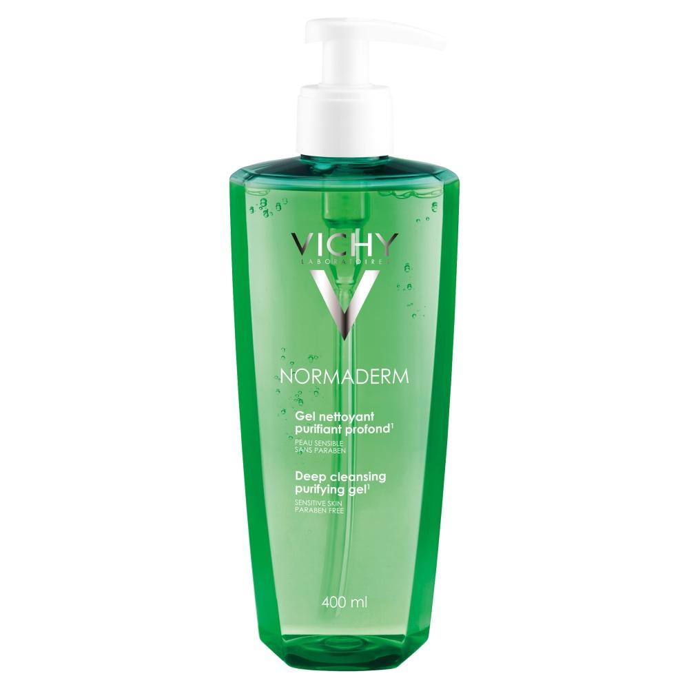 VICHY Normaderm hloubkově čisticí gel 400 ml