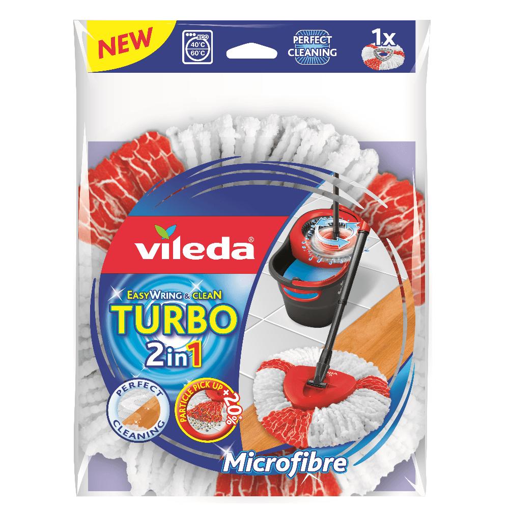 VILEDA Easy Wring and Clean TURBO 2in1 Třásňová náhrada
