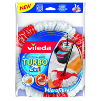VILEDA Náhrada k mopu Easy Wring and Clean TURBO 2 v 1
