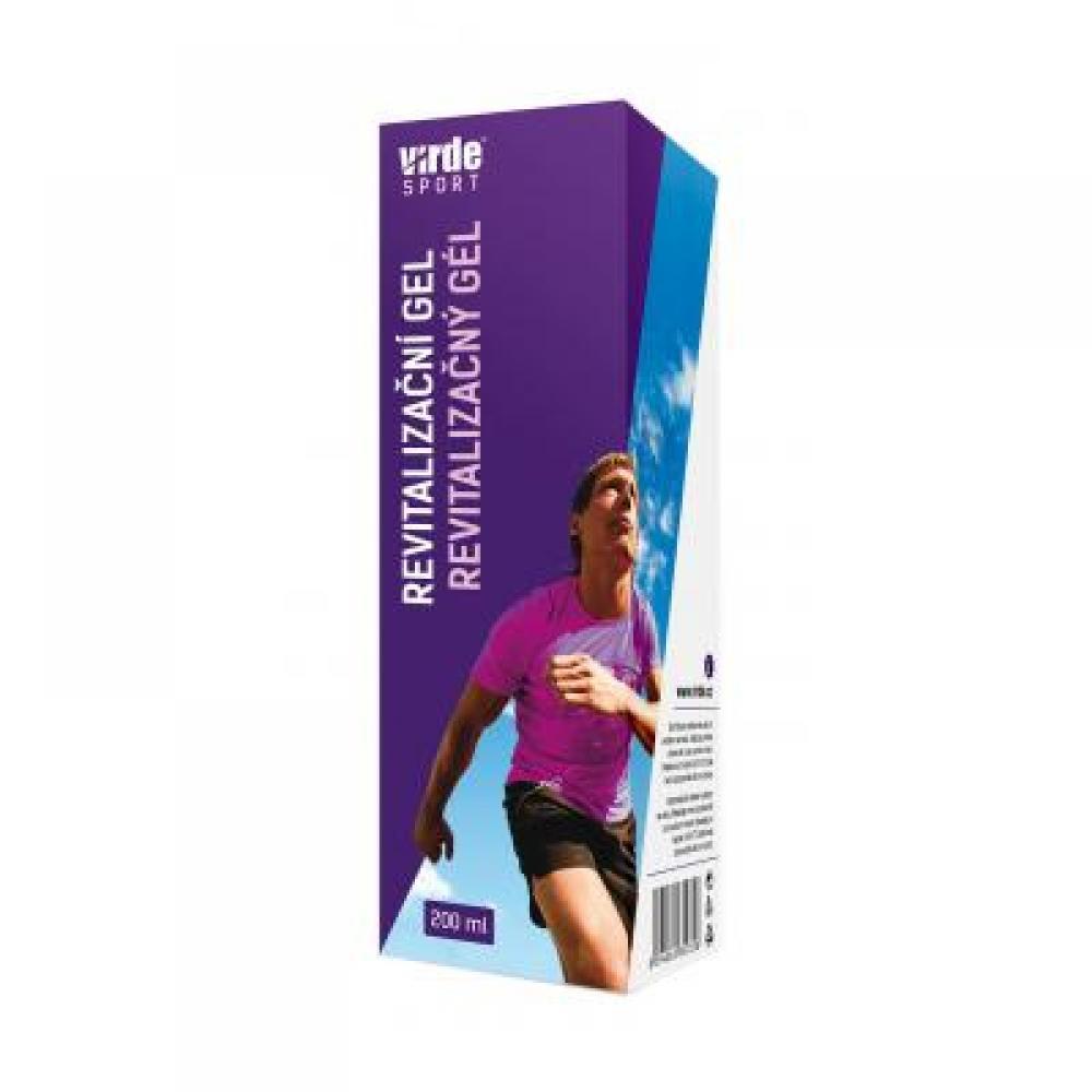 VIRDE Sport Revitalizační gel 200 ml
