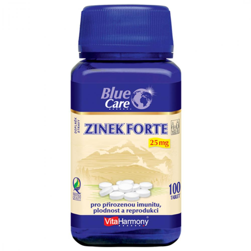 VITAHARMONY Zinek Forte 25 mg 100 tablet