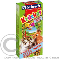 VITAKRAFT Kracker králik junior calcium 2 kusy