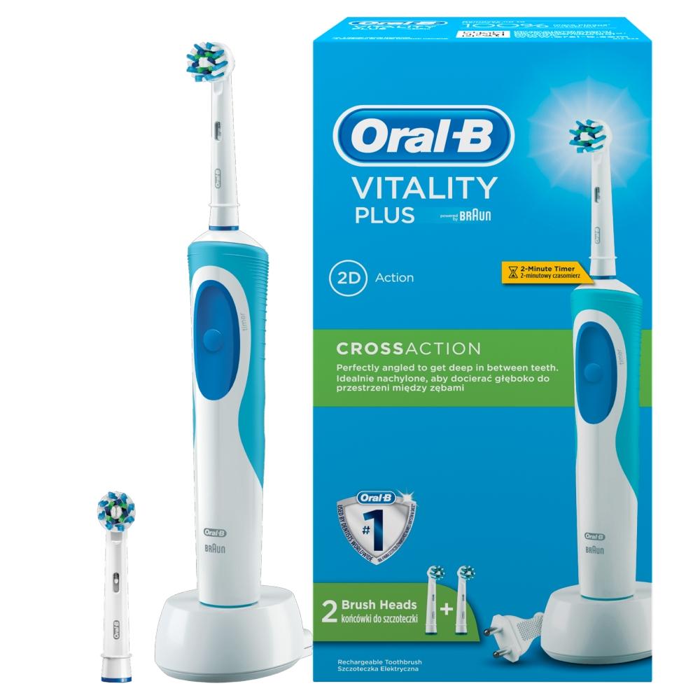 ORAL-B Vitality CrossAction Elektrický zubní kartáček 1 ks