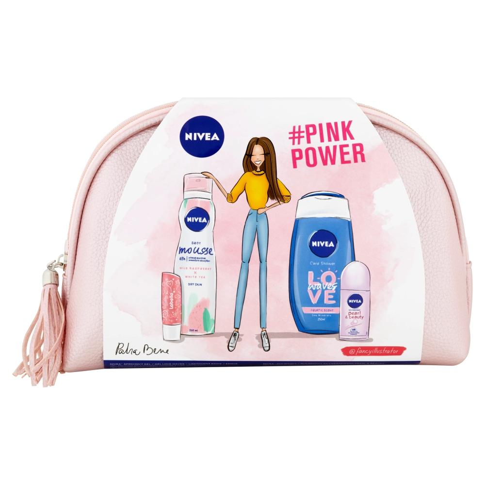 NIVEA Pink Power Dárkové balení