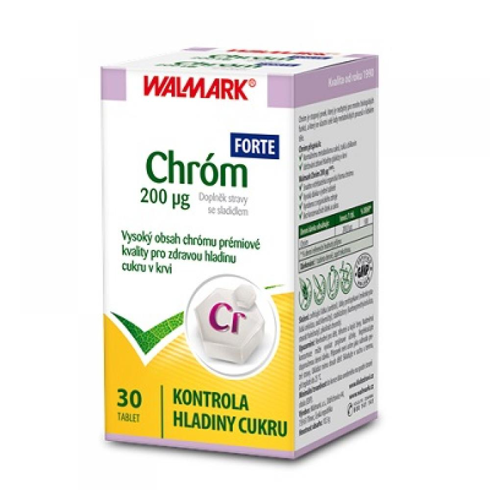 WALMARK Chróm Forte 200 mg 30 tablet