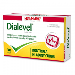 WALMARK Dialevel 30 tablet