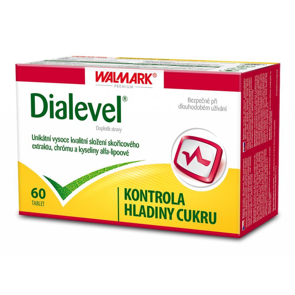 WALMARK Dialevel 60 tablet