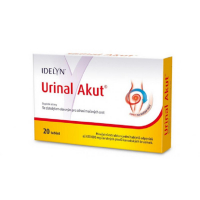 IDELYN Urinal Akut 20 tablet
