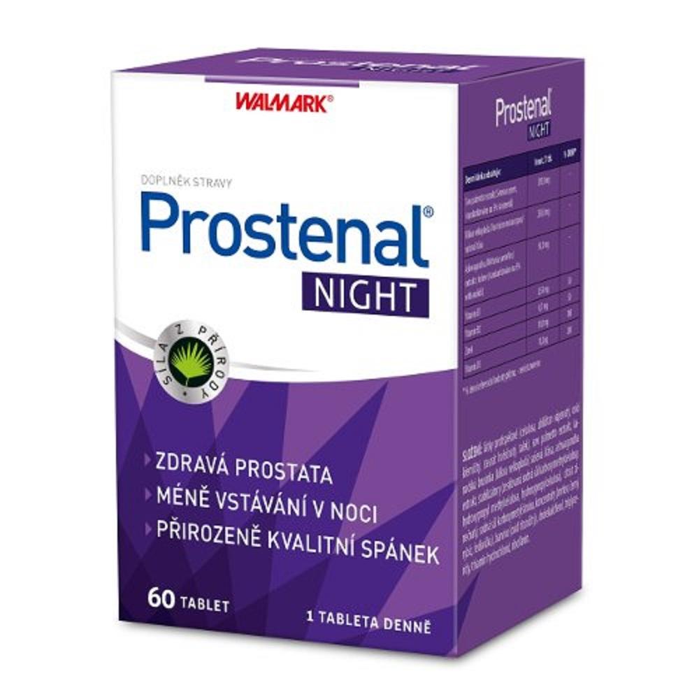 WALMARK Prostenal NIGHT 60 tablet