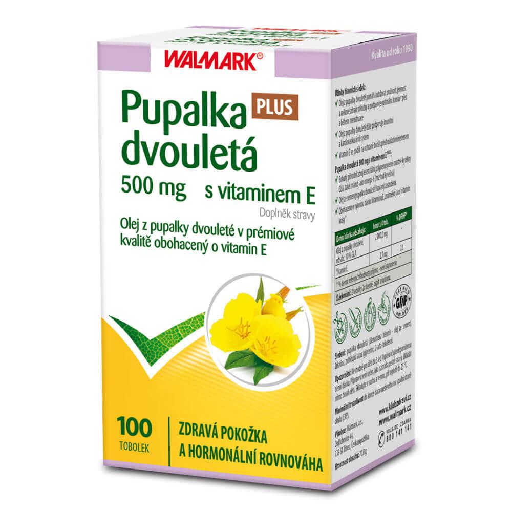 Walmark Pupalka 100 tbl. x 500mg