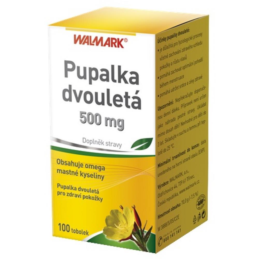 WALMARK Pupalka dvouletá 500 mg 100 tablet