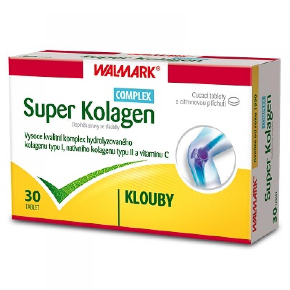 WALMARK Super Kolagen COMPLEX 30 tablet