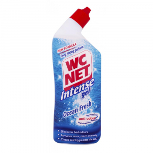 WC NET Intense gel Ocean Fresh 750 ml