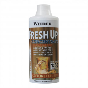WEIDER Fresh Up Concentrate Energy 1000 ml