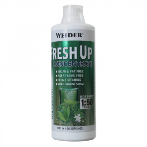 WEIDER Fresh Up Concentrate Mařinka vonná 1000 ml