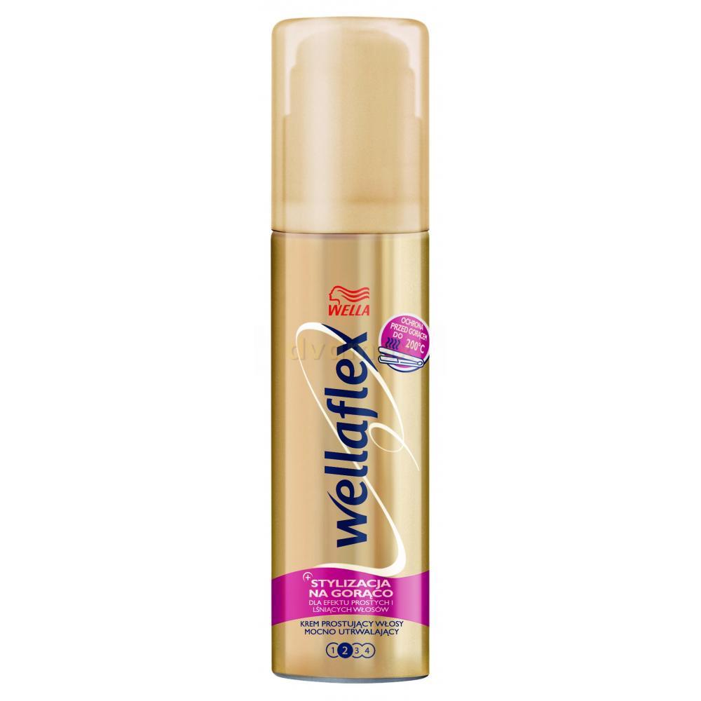 WELLAFLEX Heat Creations vlasový krém 100ml