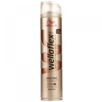 WELLAFLEX Shine&hold lak na vlasy 250 ml