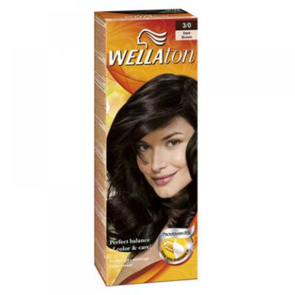 WELLATON barva na vlasy 30 tmavě hnědá
