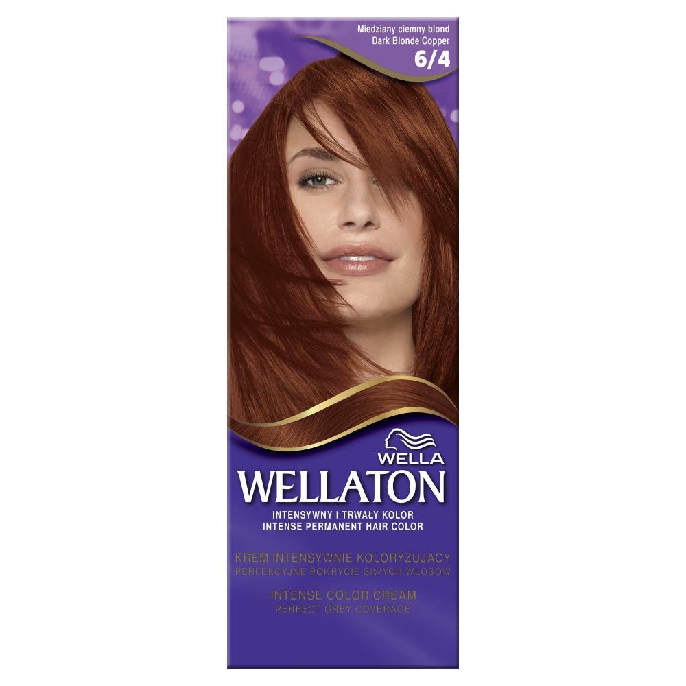 WELLATON barva na vlasy 64 měděná