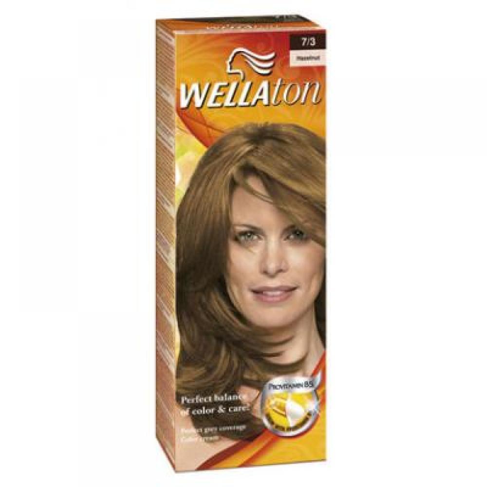 WELLATON barva na vlasy 73 oříšková