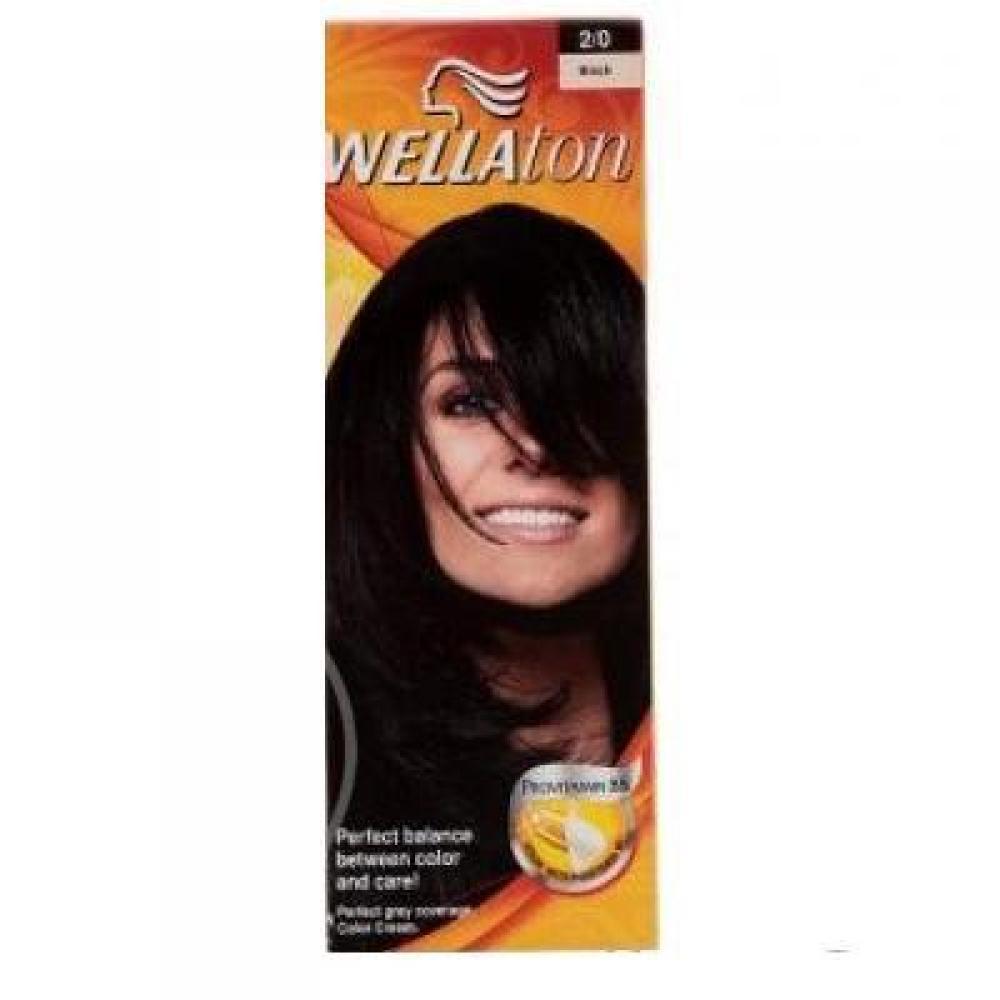 WELLATON barva na vlasy 20 černá
