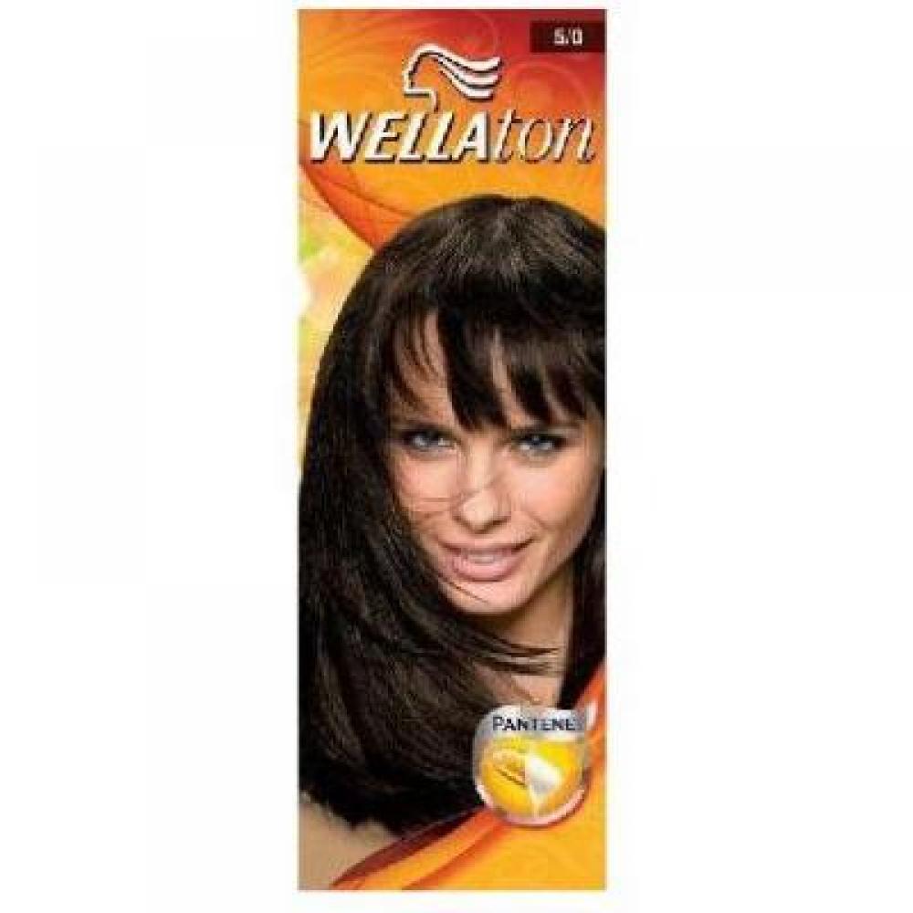 WELLATON barva na vlasy 50 světle hnědá