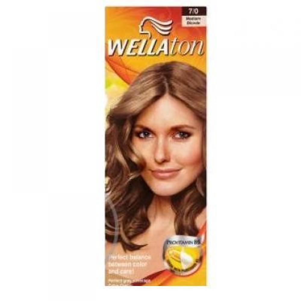 WELLATON barva na vlasy 70 střední blond