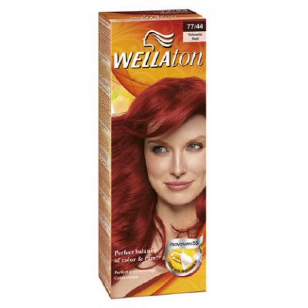 WELLATON barva na vlasy 77/44 ohnivě červená