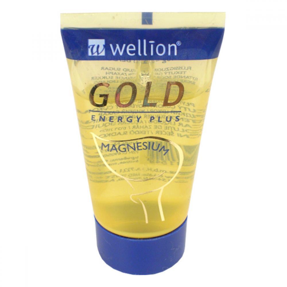 Medtrust Wellion Gold - tekutý cukr v tubě 40g
