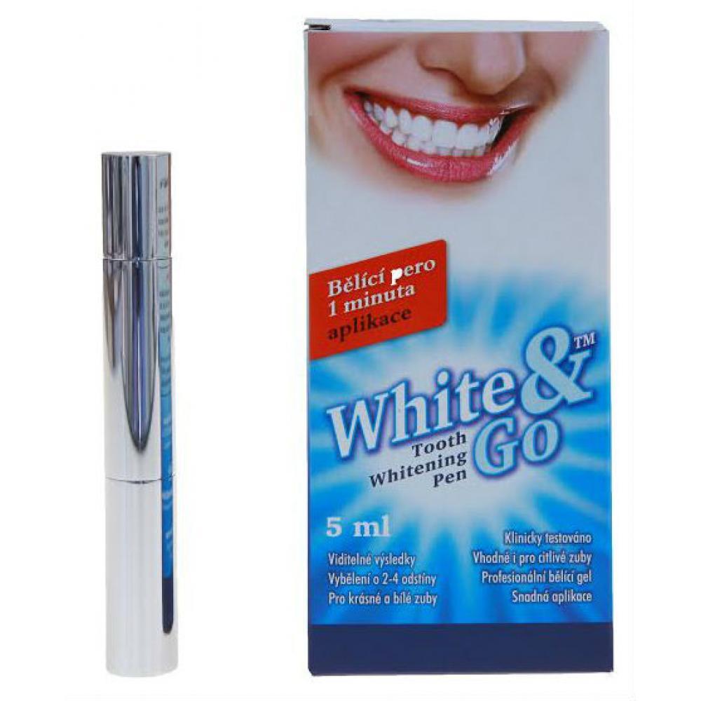 Bělící zubní pero 5 ml – Whitening pen - Evadent