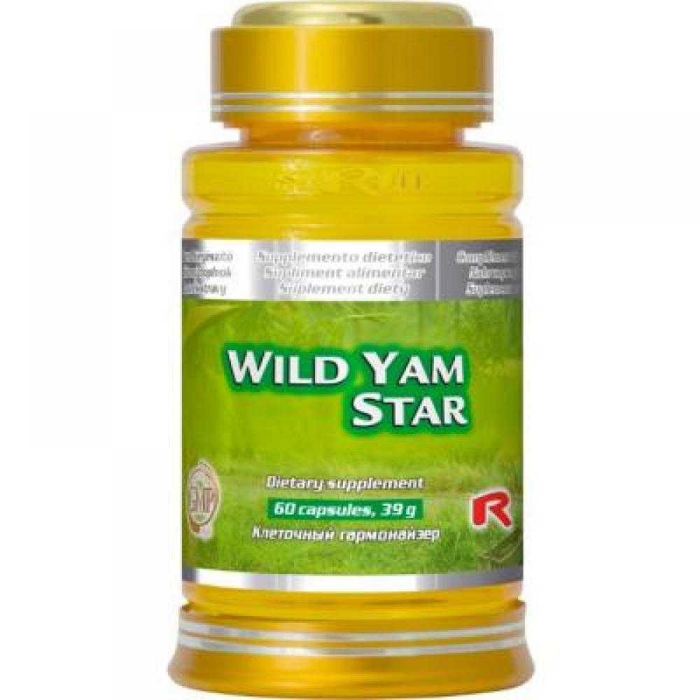 STARLIFE Wild Yam 60 tablet