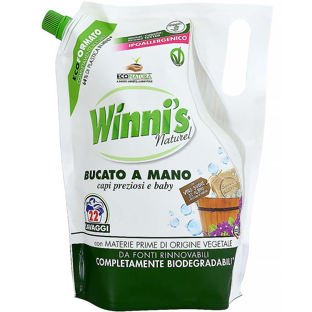 WINNI'S BUCATO A MANO Ecoformato 814 ml