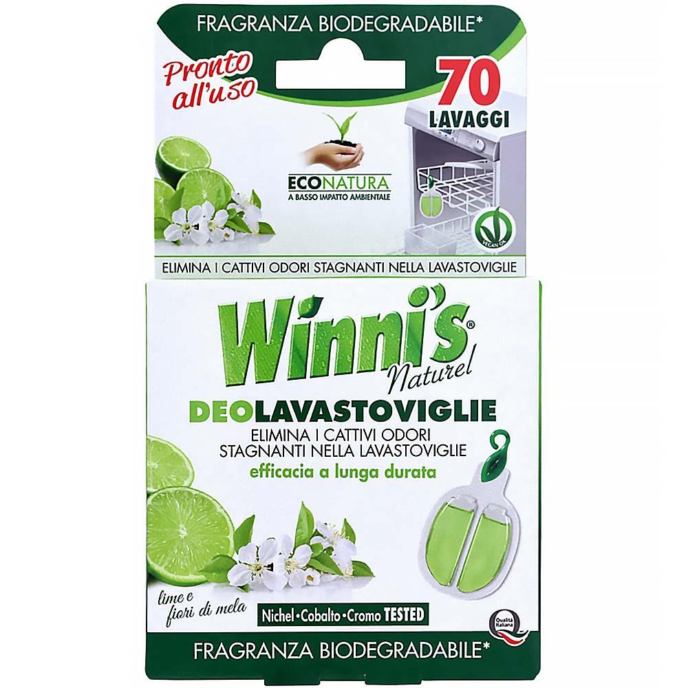WINNI´S Deolavastoviglie – hypoalergenní vůně do myčky nádobí 6,6 ml