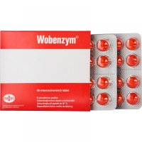 WOBENZYM 40 tablet