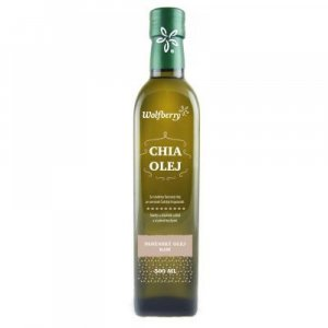 WOLFBERRY Chia olej 500 ml
