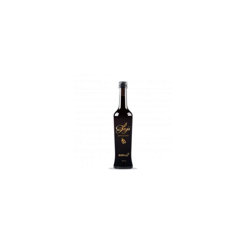 WOLFBERRY Goji šťáva Extra Edition BIO 500 ml