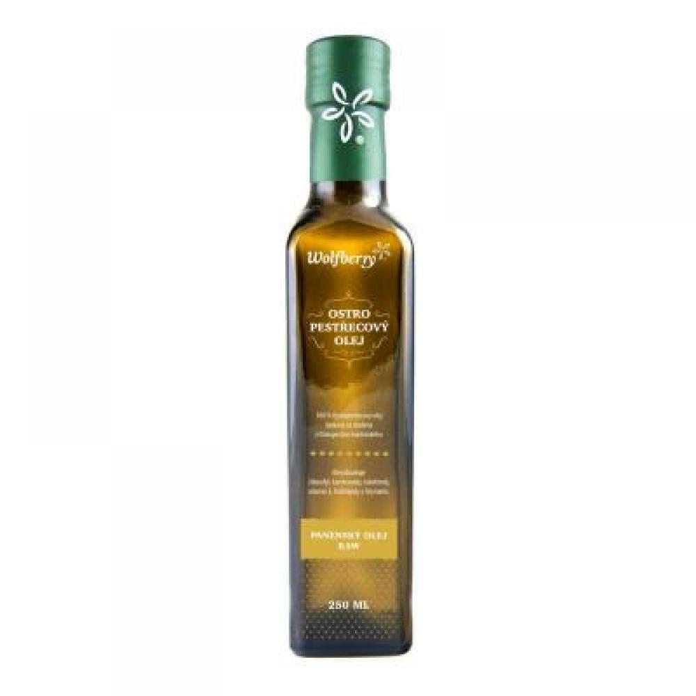 WOLFBERRY Ostropestřecový olej 250 ml